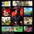 R.I.P Satoru Iwata mort le 11 juillet 2015 des suites de complications d'une tumeur.