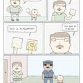 Plagiarism isn't a joke.