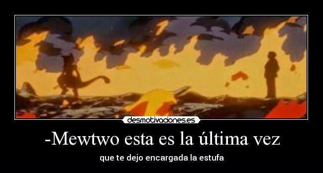 Mewtwo really xD? - meme