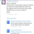 Melhor comentário do YouTube XD