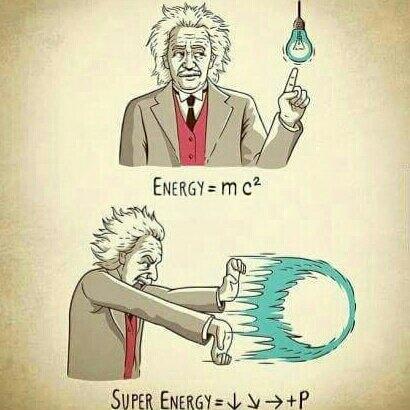 Super Energy - meme