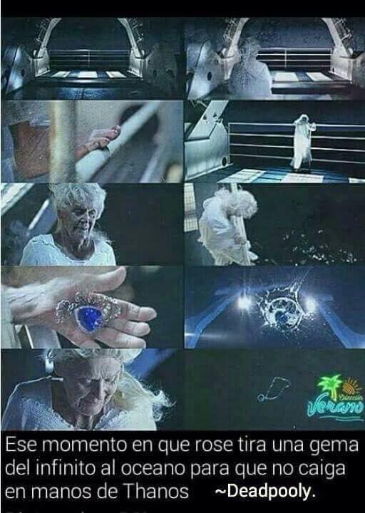 Infinity Wars - meme