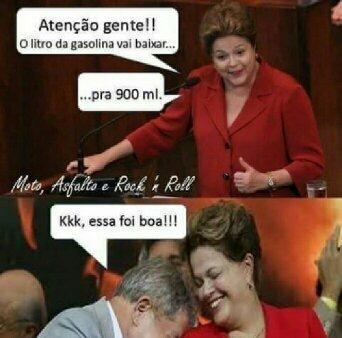 Brasil meu Brasil - meme