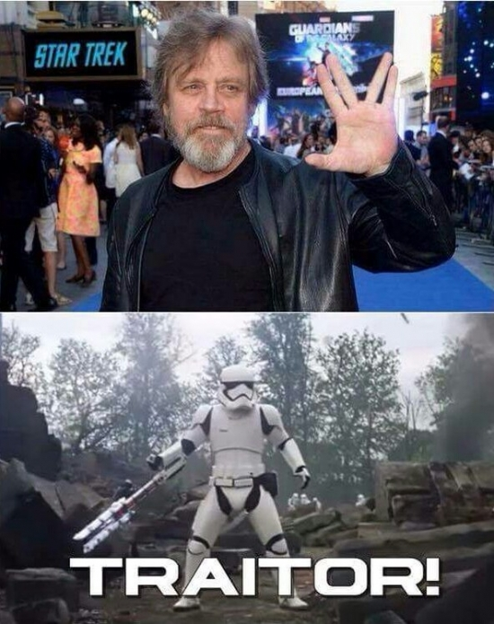 Traitor! - meme