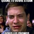 Steam ,steam , steam ...