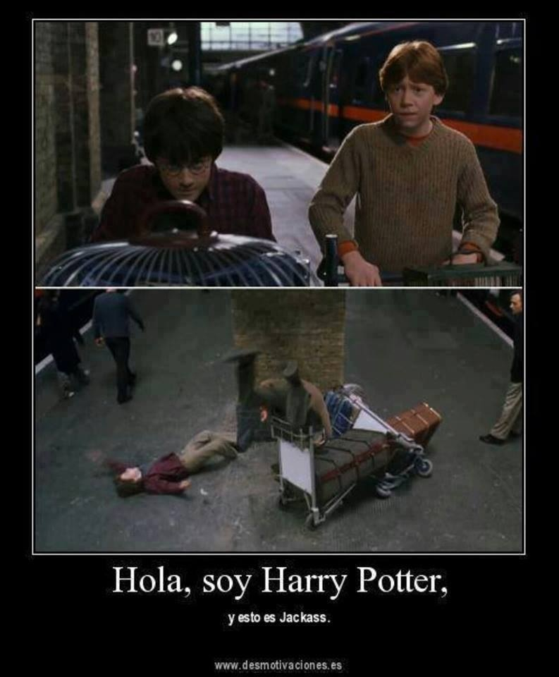 Harry poter - meme