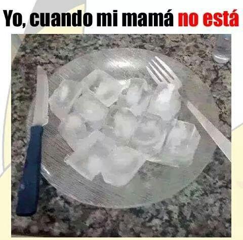 Almuerzo xD - meme