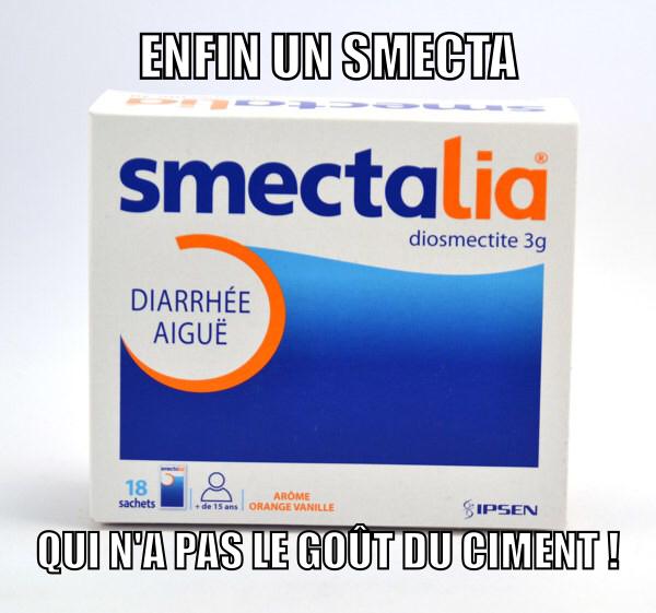 Smectalia - meme