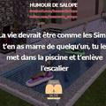 Les Sims ❤️