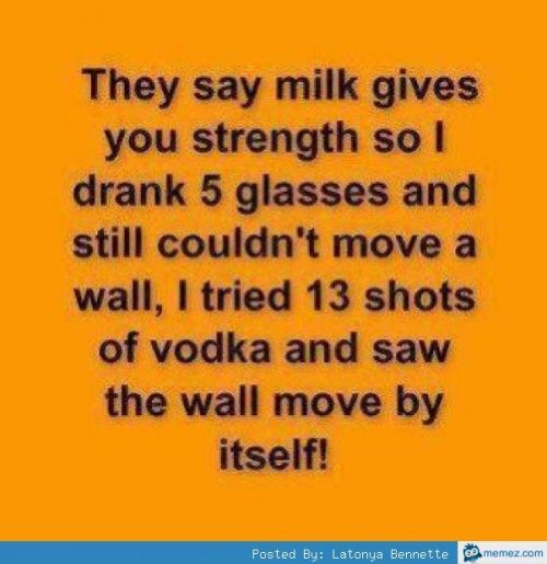 Oh, vodka - meme