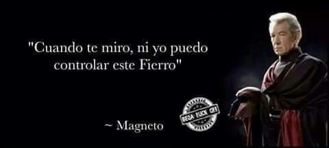 Magneto. - meme