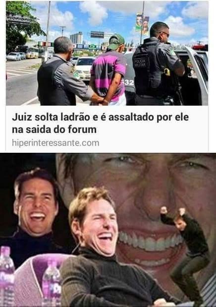 Isso é Brasil .. - meme
