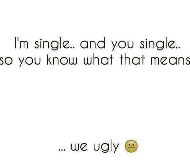 We ugly :( - meme