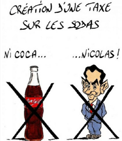 Qui aime le cola ? (Me gusta) - meme