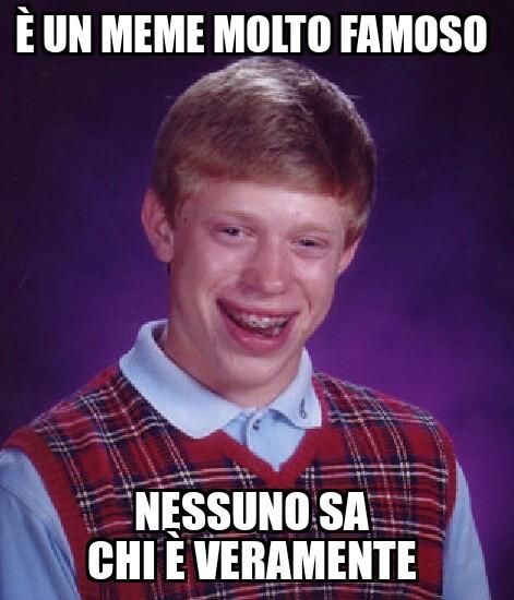 Spero vi piaccia meme