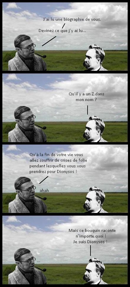 Nietzche - meme