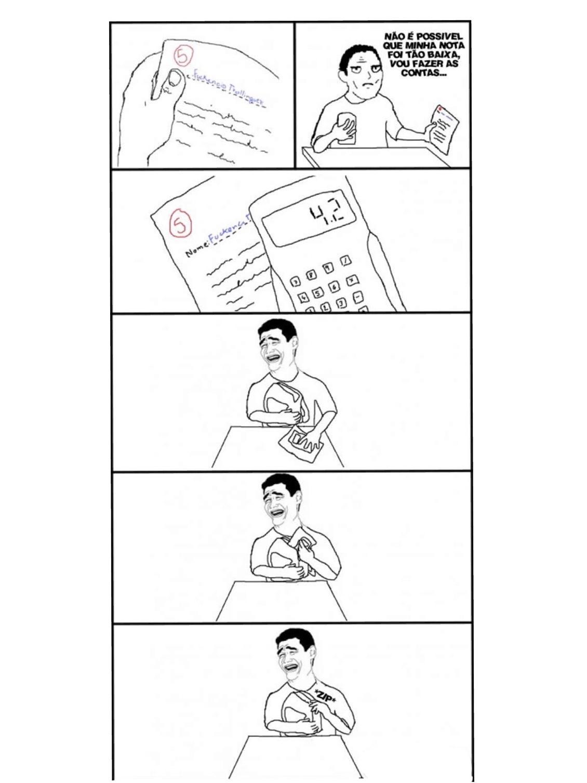 dps torce pra professora não pedi pros pais assinarem - meme
