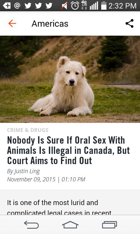 Canada justice system