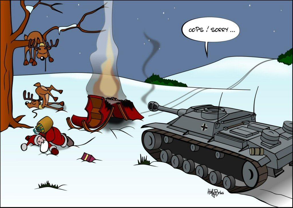 Смешные картинки в танках