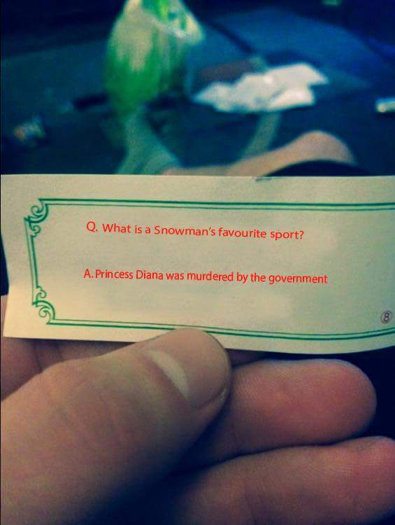 Something is wrong with my christmas cracker - meme