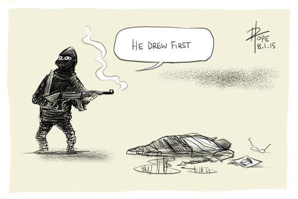I am Charlie Hebdo! - meme