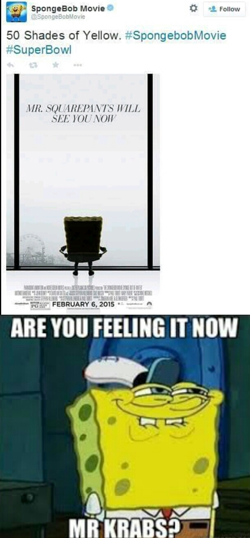 Art thou feeling it now, Mr. Krabs? - meme