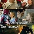 he is batman