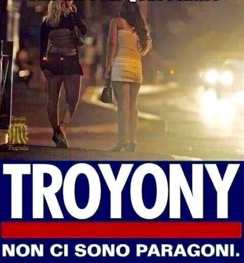 Troyoni - meme