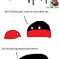 Le polandball conquisteranno il server italiano! Che ne pensate, fanno ridere?