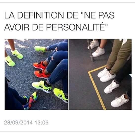 Chaussures - meme