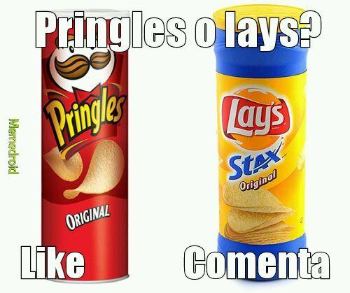 Pringles!!! - meme