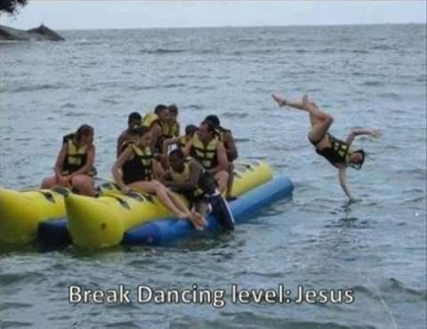 Jesus is among us!!!! 1 - meme