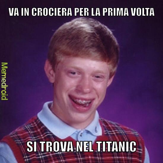 Titanic - meme