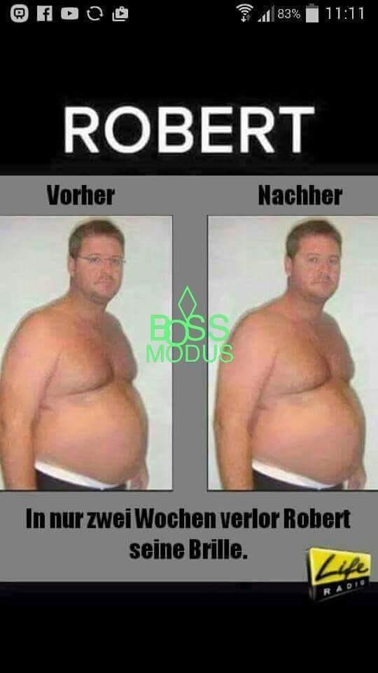 Robert - meme