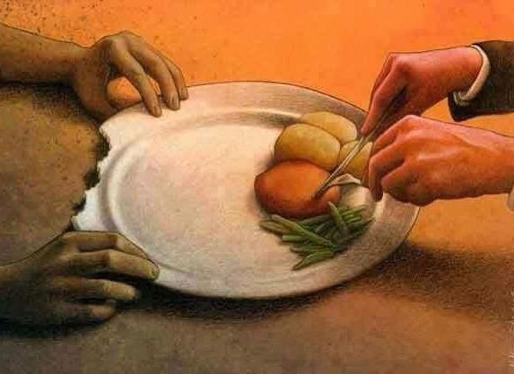 por un mundo sin pobreza - meme