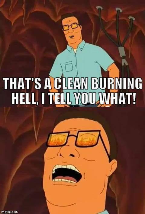 Hank Hill - meme