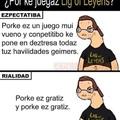 lig of leyens