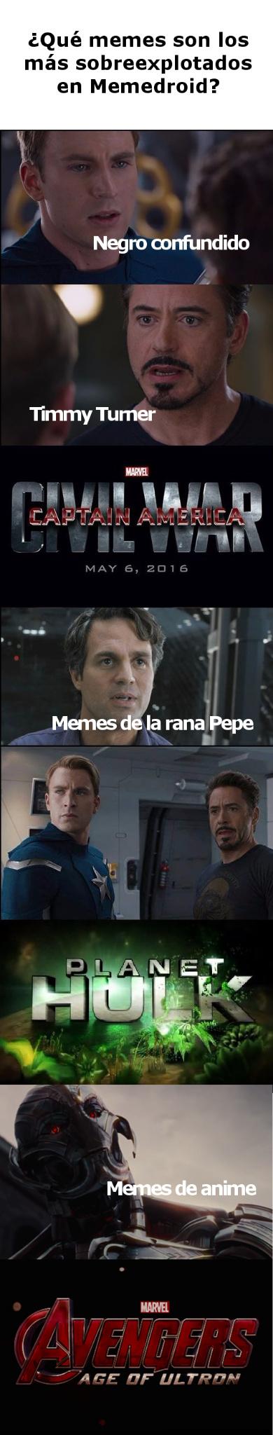Ultron wins - meme