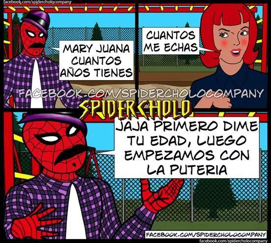 Mary Juana es una caliente - meme