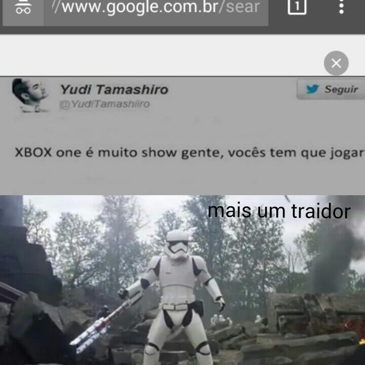 Traitor - meme
