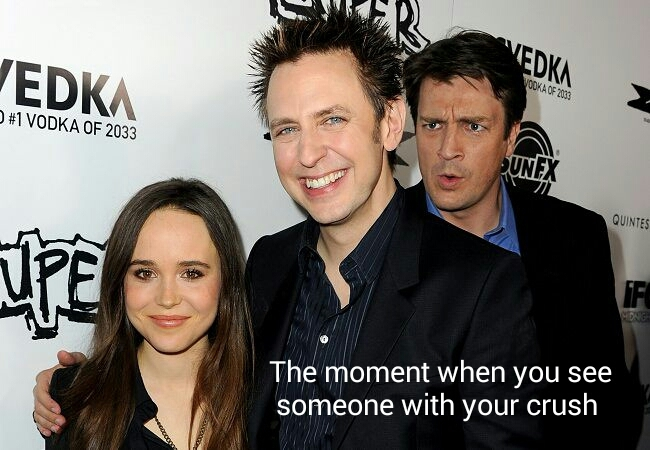 The horizon tries, but it's just not as kind on the eye...AS ELLEN PAGE *insert guitar solo* - meme