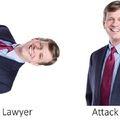 I summon my lawyer in Attack position