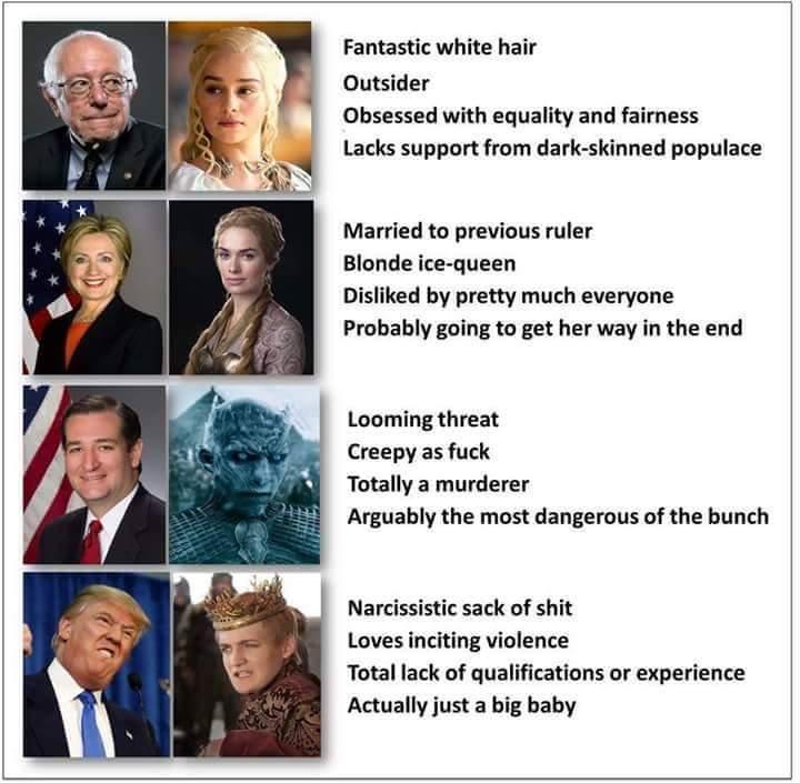 Bernie the best - meme