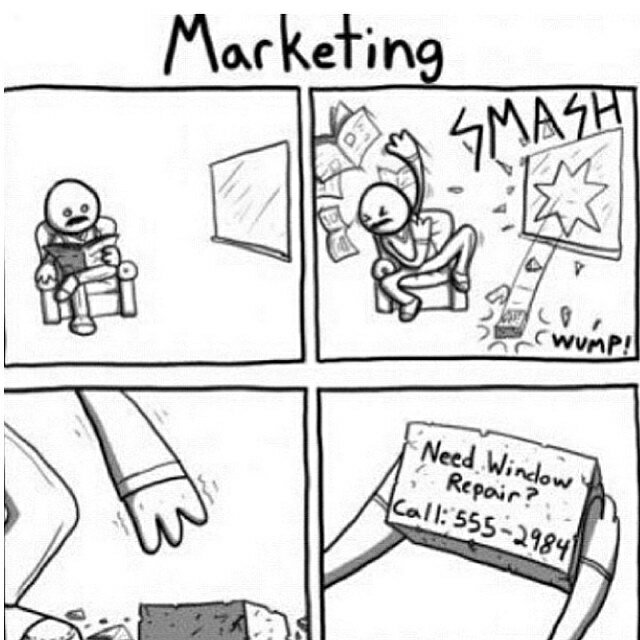 Marketing - meme