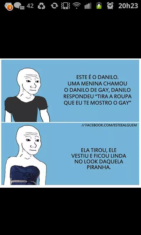 Danilo - meme