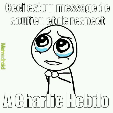 Je suis Charlie - meme