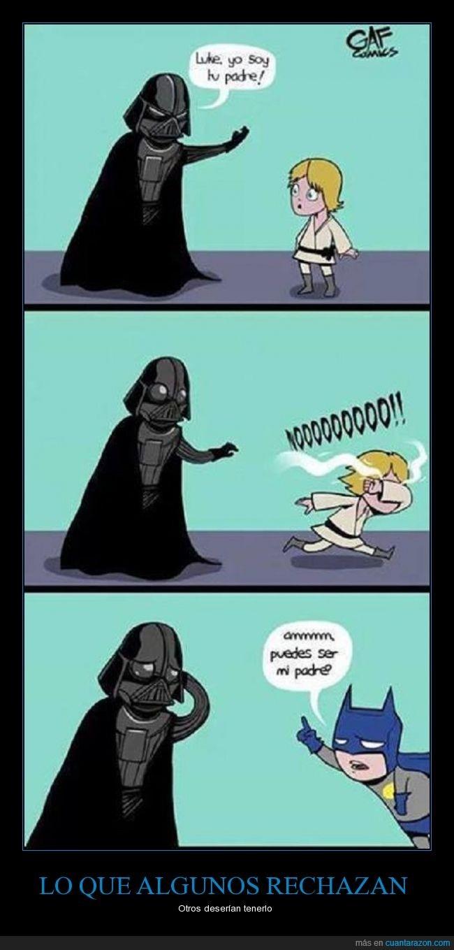 Pobre batman... - meme
