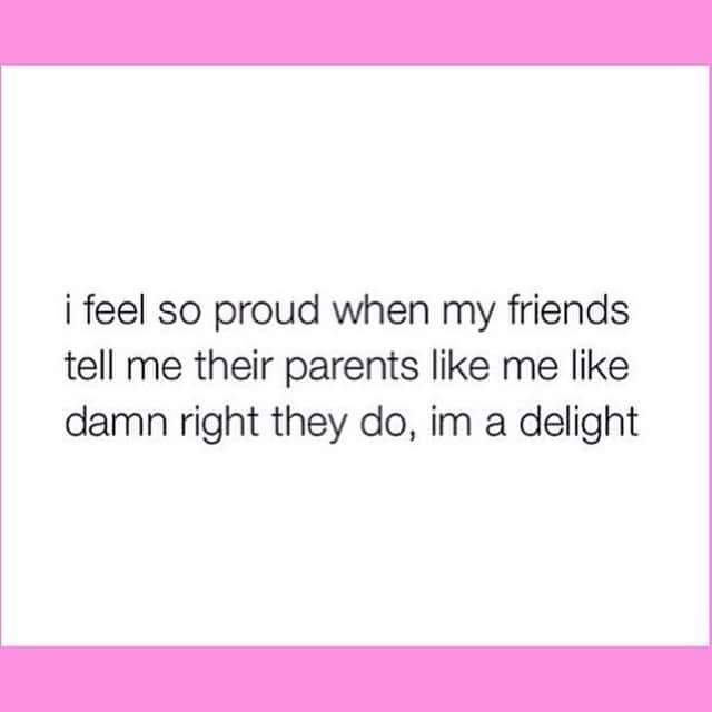 i'm a delight okay - meme