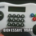 Math controller