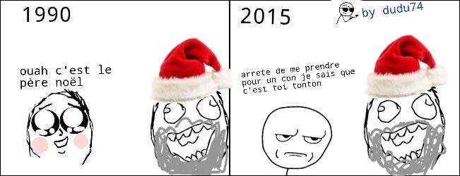 Noël - meme